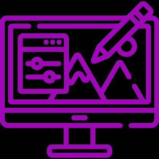 طراحی سایت زیبا یکی از خدمات ساده دیزاینر
